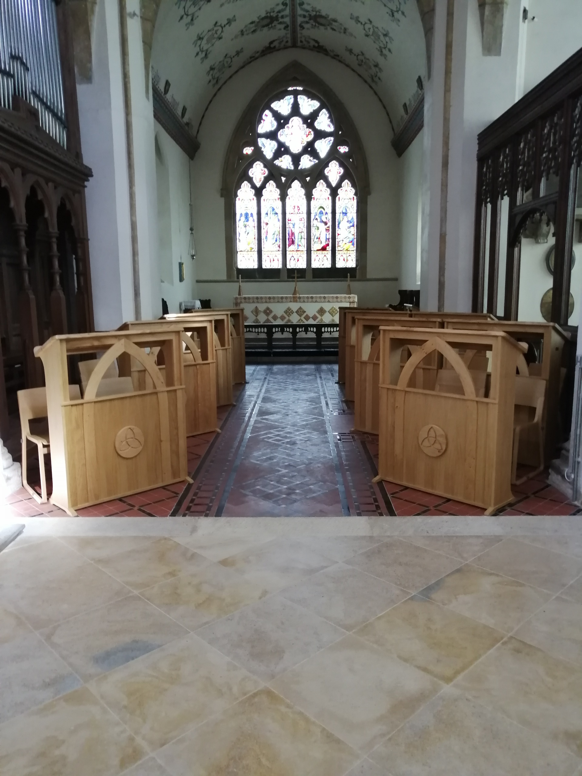 Choir Stands